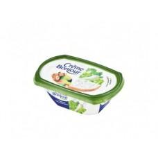 Творожный сыр CREME BONJOUR с зеленью, 200г, 1 штука