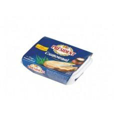 Плавленый Сыр  PRESIDENT Сливочный, 200г, 1 штука