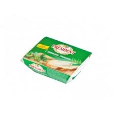 Плавленый Сыр  ПРЕЗИДЕНТ с травами, 200г, 1 штука