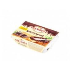 Плавленый Сыр  ПРЕЗИДЕНТ шоколадный, 200г, 1 штука