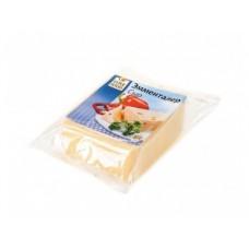 Сыр FINE FOOD Эмменталер, ~700г, 1 кг