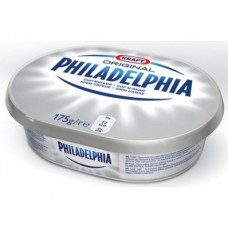 Творожный сыр PHILADELPHIA Сливочный, 175г, 1 штука