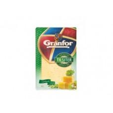 Сыр GRANFOR Тильзитер 45% нарезка, 150г, 1 штука