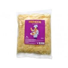 Сыр твердый Пармезан PIRPACCHI хлопья, 500 г, 1 штука