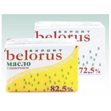 Сливочное масло BELORUS ЕXPORT 82%, 200г, 1 штука