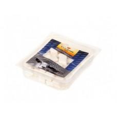 Сыр козий в кубиках UNIEKAAS Серебро, 200г, 1 штука