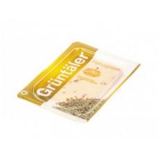 Сыр GRUNTALER пажитник, 250г, 1 упаковка