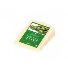 Сыр с оливками BIOPEK Пекорино Примо, 250г, 1 кг