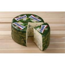 Сыр DOR BLU мягкий с голубой плесенью 50%, 450г, 1 кг