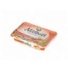 Творожный сыр NATURA с лососем, 150г, 1 штука