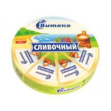 Плавленый Сыр  ВИТАКО Сливочный, 140г, 1 штука