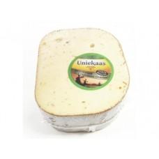 Плавленый Сыр  UNIEKAAS копченый с садовыми травами, 350г, 1 кг