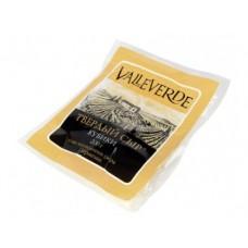 Сыр твердый кубики VALLEVERDE, 200г, 1 штука