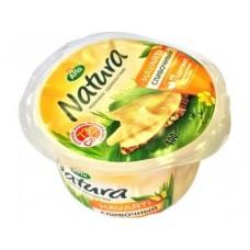 Сыр NATURA полутвердый Сливочный, 400г, 1 штука