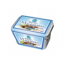 Сырный крем Маскарпоне KASESCHLOSS 70%, 200г, 1 штука
