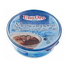Сыр Маскарпоне UNO ORO 80%, 400г, 1 штука