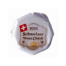Сыр Хуус Часли MOSER 55%, 125г, 1 штука