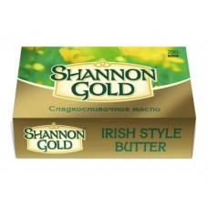Масло SHANON GOLD 82%, 200г, 1 штука