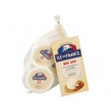 Сыр ILE DE FRANCE бри мини, 125г, 1 штука