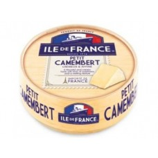 Сыр ILE DE FRANCE Камамбер, 125г, 1 штука