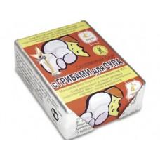 Плавленый Сыр  КАРАТ с грибами для супа, 90г, 1 штука