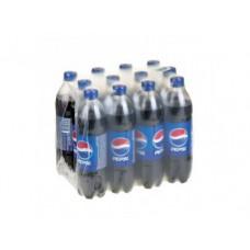 PEPSI газированный напиток, 0,6 л, 24 штуки