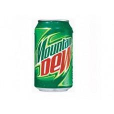 MOUNTAIN DEW ж/б газированный напиток, 0.33л, 12 штук