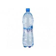 Вода AQUA MINERALE питьевая негазированная, 1,25л, 12 штук