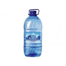 Питьевая вода AQUA MINERALE негазированная, 5л, 4 штуки