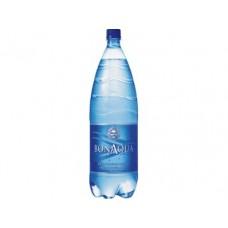 Вода BONAQUA питьевая газированная, 2л, 6 штук