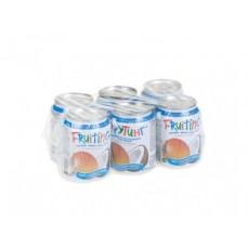 Напиток сокосодержащий FRUITING манго с кусочками кокоса, 0,238л, 6 штук