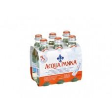 Минеральная вода ACQUA PANNA без газа, 0,25л, 6 штук