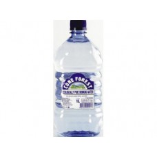 Вода ШИШКИН ЛЕС питьевая без газа, 1л, 1 штука