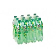 7-UP газированный напиток, 0,6л, 12 штук