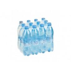 Вода AQUA MINERALE питьевая негазированная, 0,6л, 12 штук