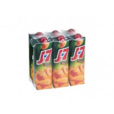 Нектар J7 абрикос, 0,97л, 6 штук