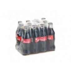 COCA-COLA газированный напиток, 0,25л, 12 штук