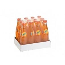 MIRINDA апельсин газированный напиток, 0,25л, 12 штук
