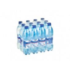 Вода ARO газированная, 0,5л, 12 штук