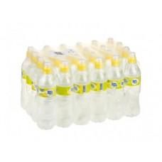 Питьевая вода BON AQUA viva лимон, 0,5л, 24 штуки