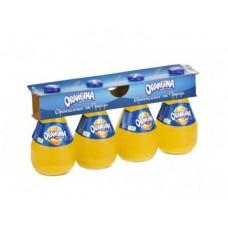 Напиток сокосодержащий ORANGINA, 0,25л, 4 штуки