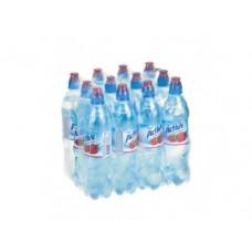 Питьевая вода AQUA MINERALE active Малина, 0,6л, 12 штук