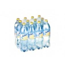 Питьевая вода ACTIVE лимон, 1,25л, 12 штук