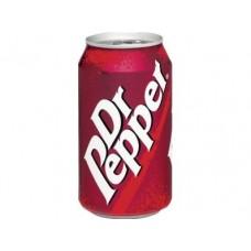 DR.PEPPER газированный напиток, 0,35л, 6 штук