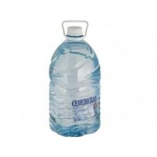 Вода СЕНЕЖСКАЯ негазированная, 5л, 1 штука