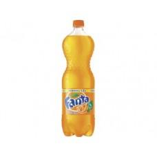 FANTA газированный напиток, 1,5л, 9 штук