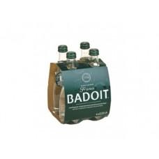 Минеральная вода BADOIT, 0,33л, 4 штуки