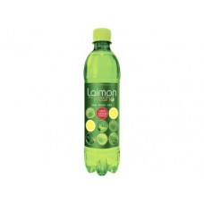 LAIMON FRESH газированный напиток, 0,5л, 12 штук