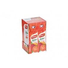 Напиток сокосодержащий ТОНУС Овощная смесь, 0,9л, 4 штуки