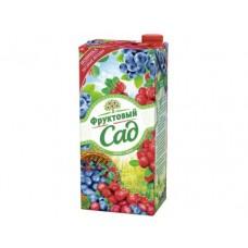 Напиток ФРУКТОВЫЙ САД Лесные ягоды, 0,95л, 12 штук